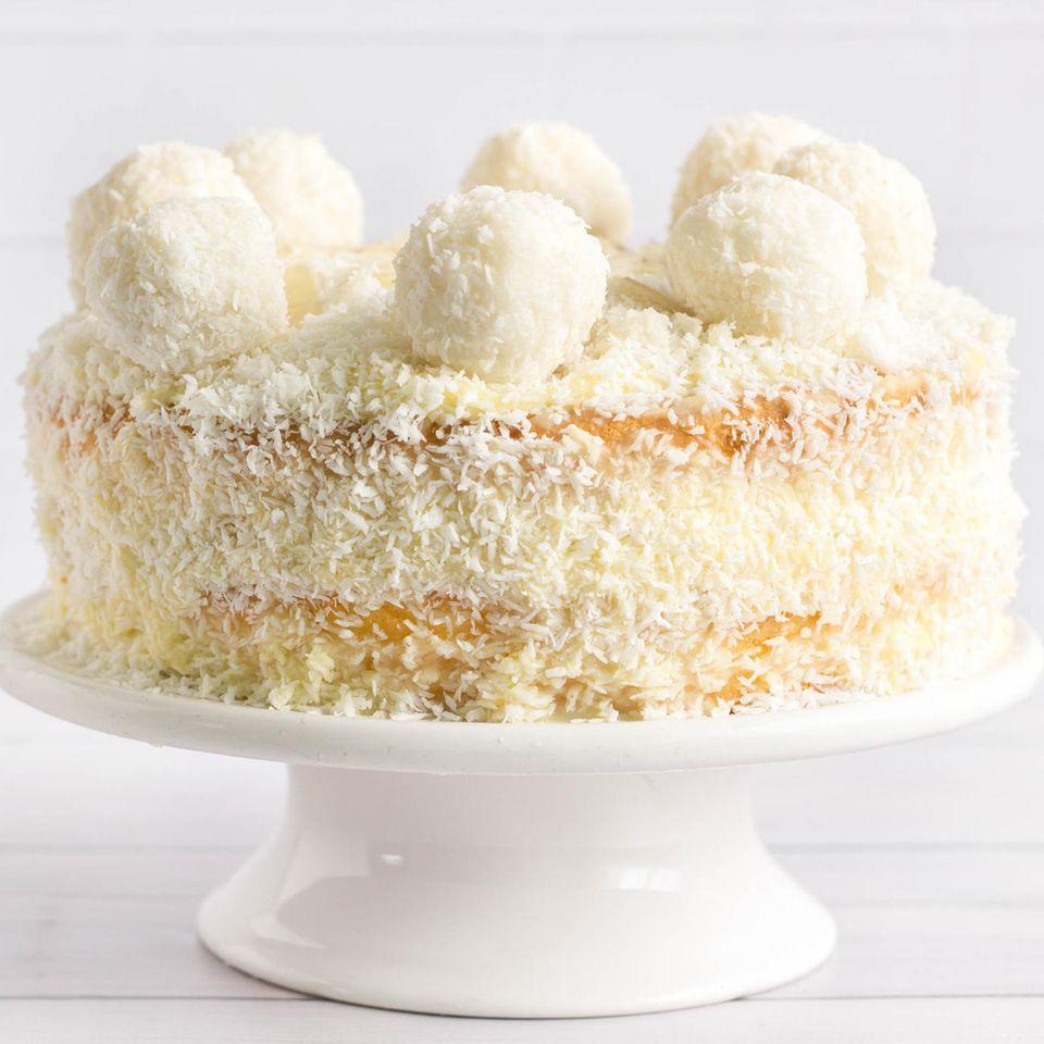 Raffaello Torte Rezepte