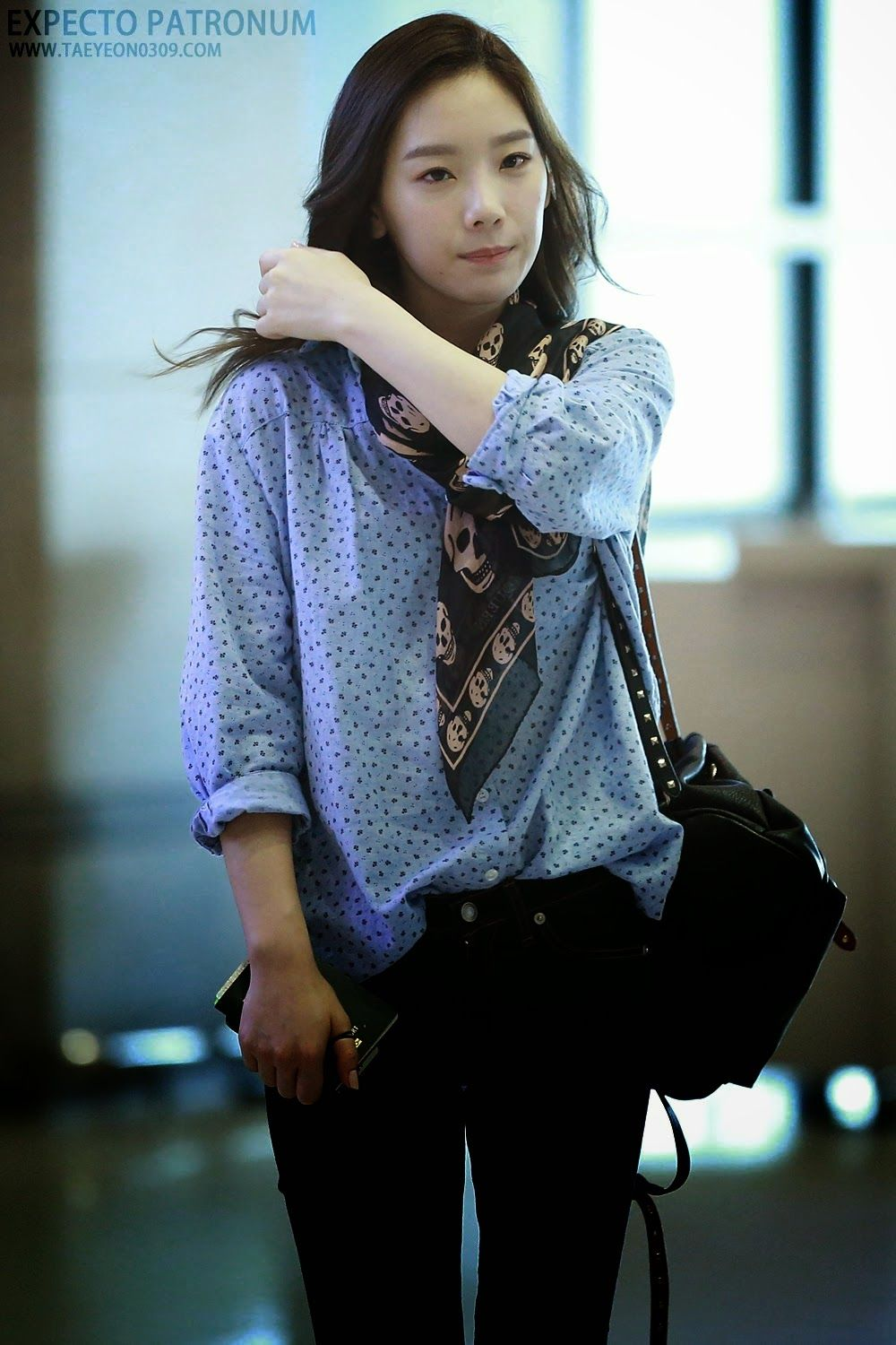 To acquire Taeyeon Snsd airport fashion pictures trends
