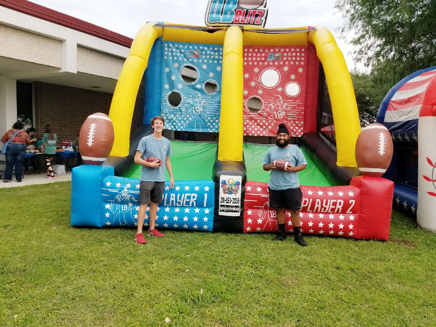 Call today 2813532056 bounce house parties bounce