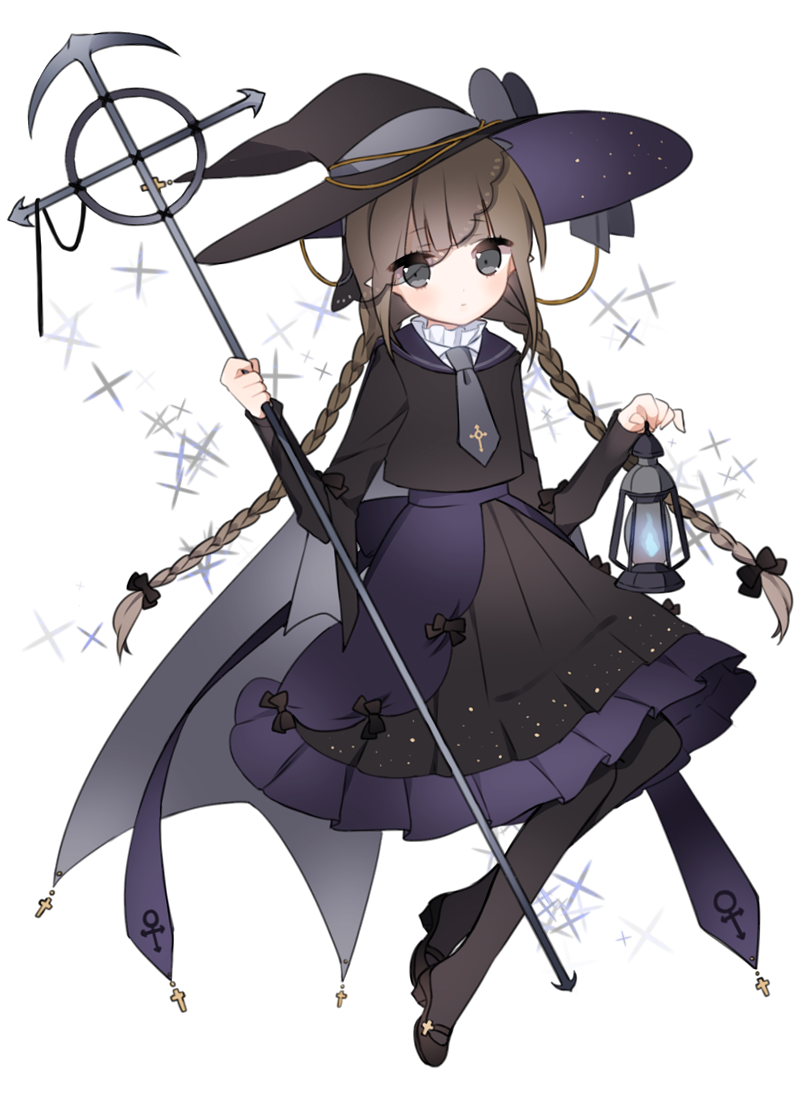 Wadanohara and The Great Blue Sea Fanart Mogeko Deep Sea