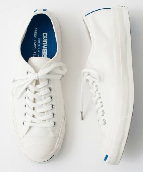 46a44c29caa3 Converse Jack Purcell x United Arrows