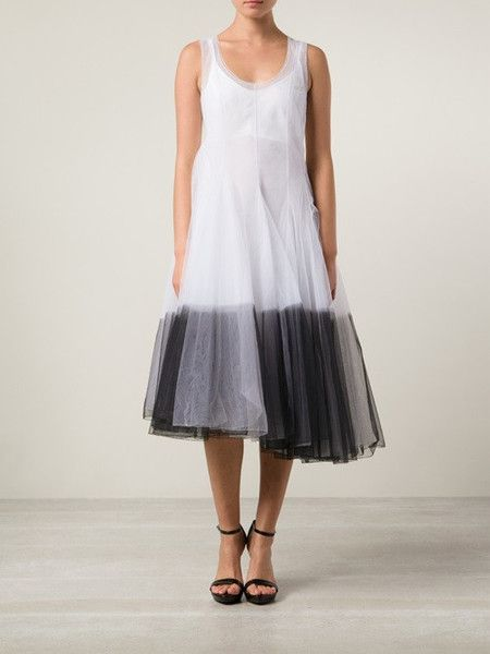 Marc Le Bihan / Tulle Dress