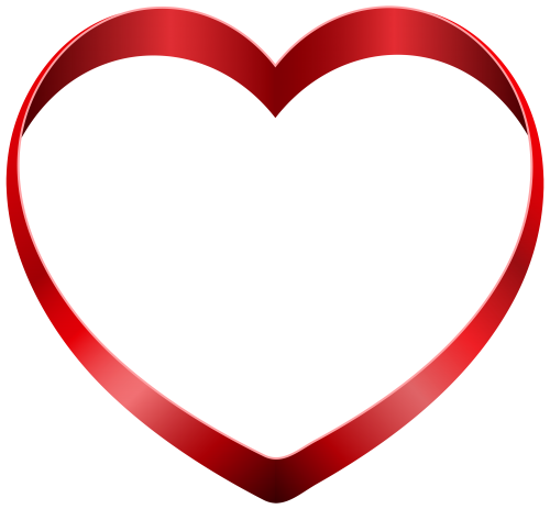 Transparent Heart Png Clipart The Best Png Clipart Heart Clip Art Clip Art Heart Drawing