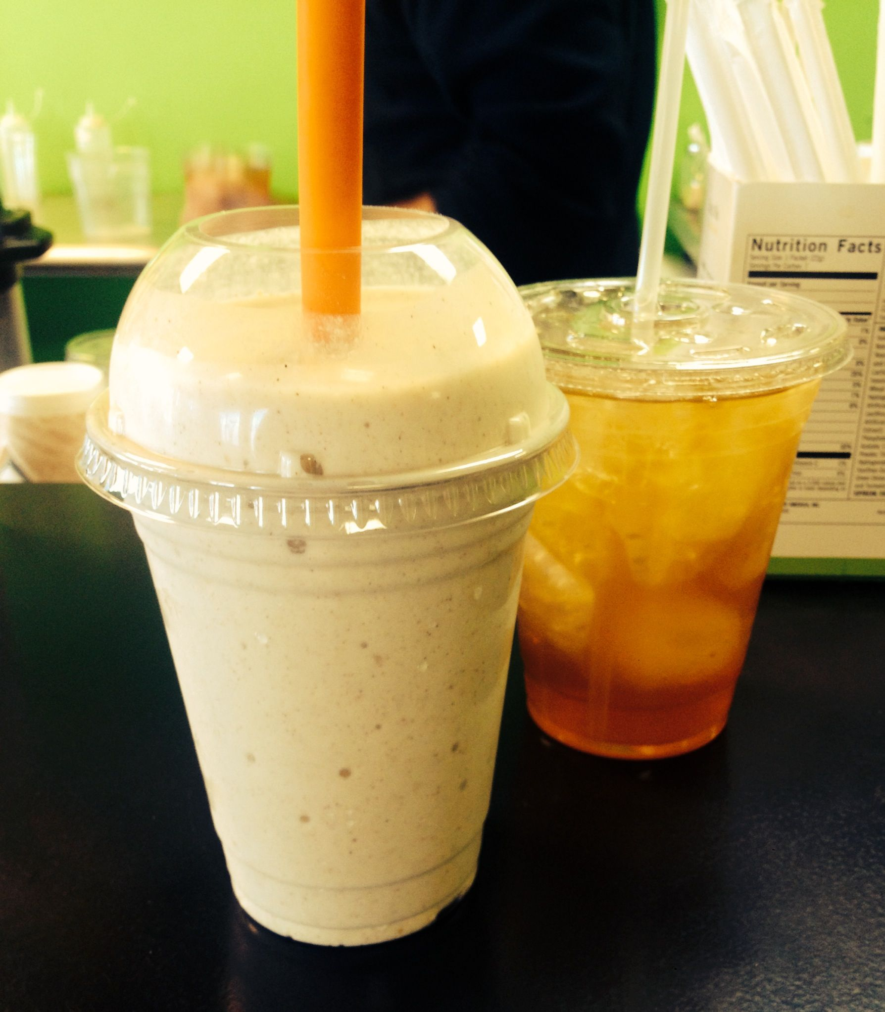 Herbalife snicker doodle shake! Yummo! 2 scoops formula 1 2 scoops ...