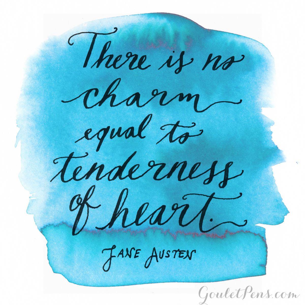 Some Wednesday Wisdom from Jane Austen!
