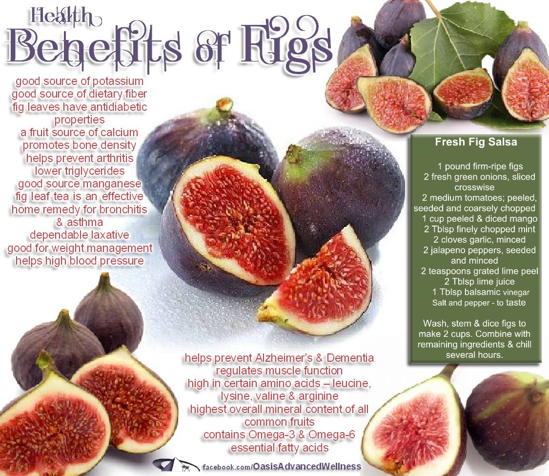 figs health benefits weight loss
