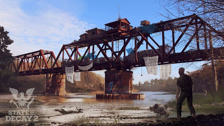 State of Decay 2 - cenário