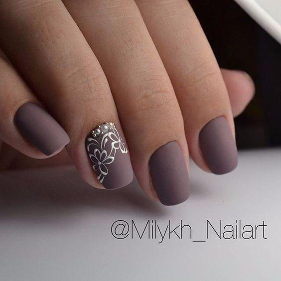 Pin By Alaleh Irooni On Nail Art Pinterest Manicure Gorgeous