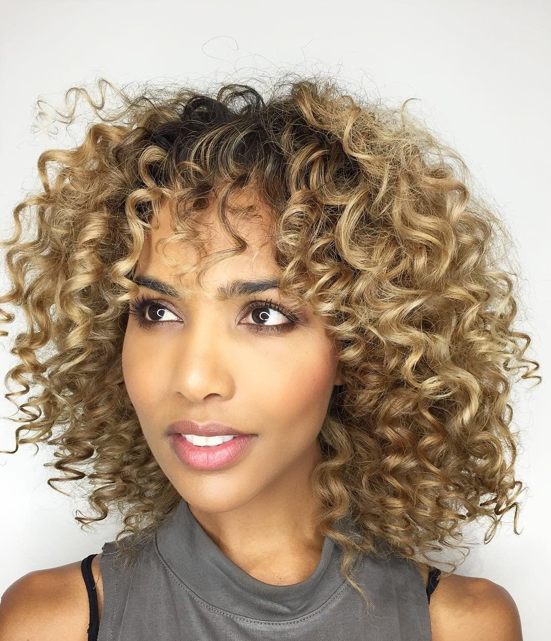 10 Hair Color Ideas For Blondes Curly Hair Styles Naturally Blonde Hair Colour Shades Curly Hair Styles