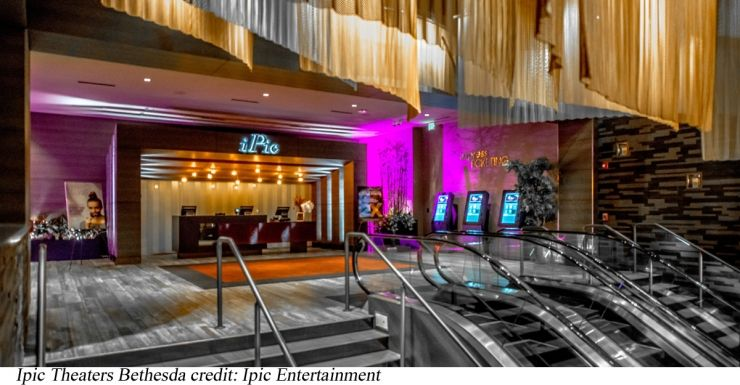 Ipic Theater And City Perch In Fort Lee Nj Fort Lee Fort City