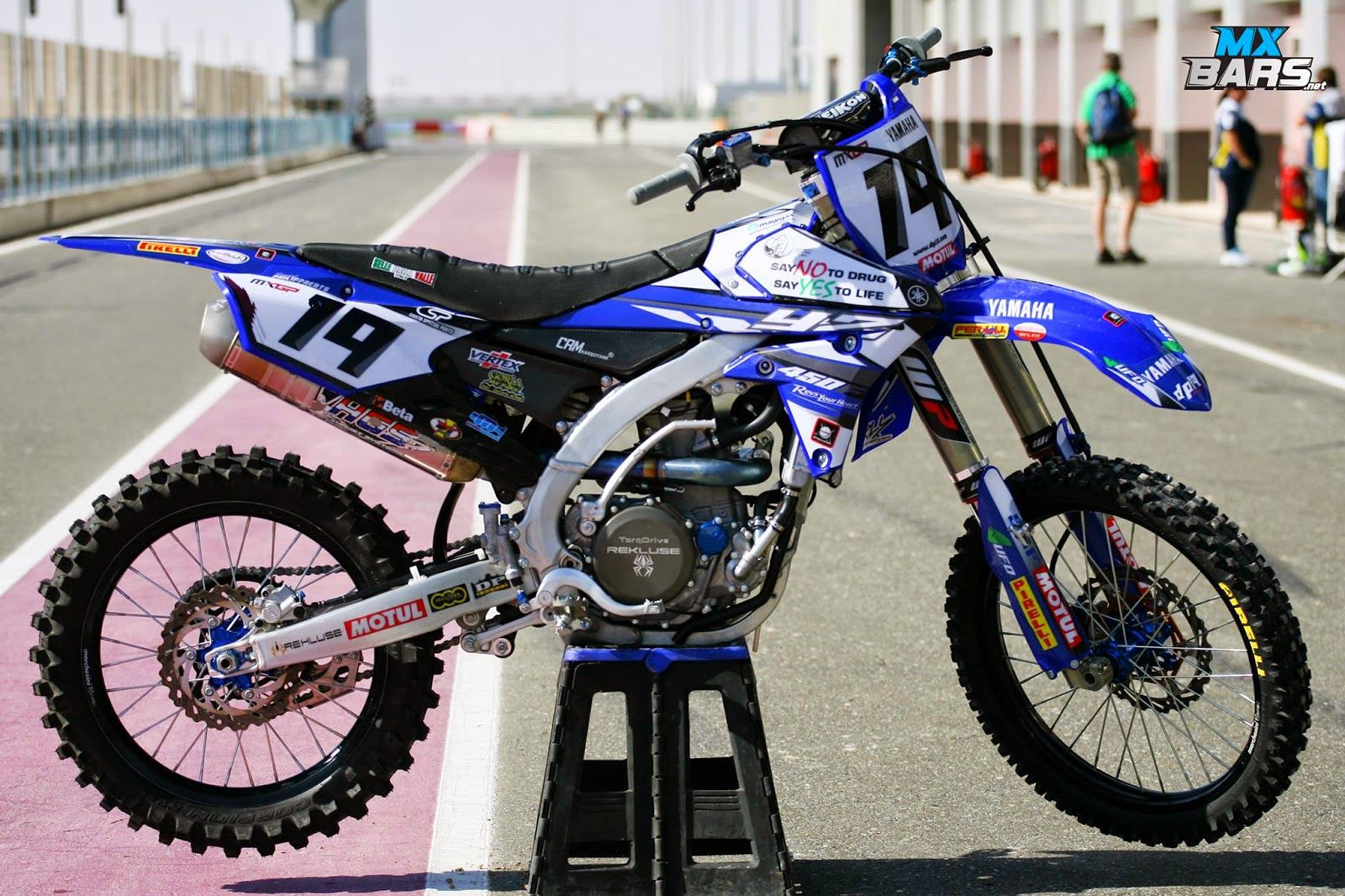 Yamaha yz 450f team dp19 racing yamaha 2015 yamaha for Yamaha racing team