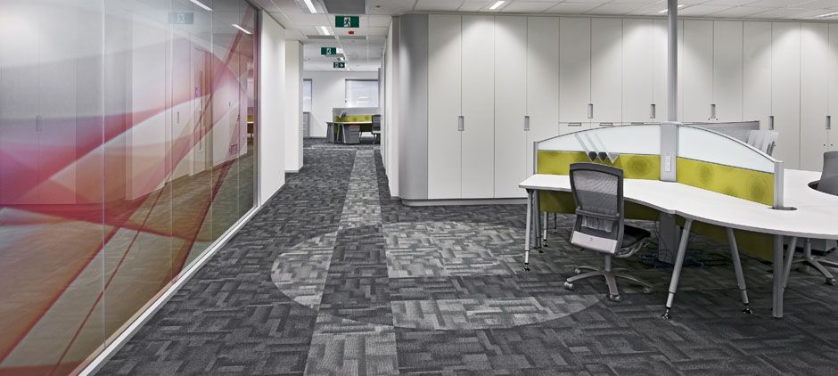 Commercial Carpet Installation Projects | Godfrey Hirst Australia Commercial  Carpets