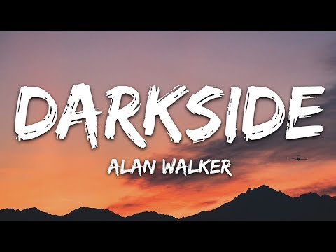 Alan Walker Darkside Lyrics Ft Au Ra And Tomine Harket Youtube Alan Walker Hollywood Songs Good Vibe Songs