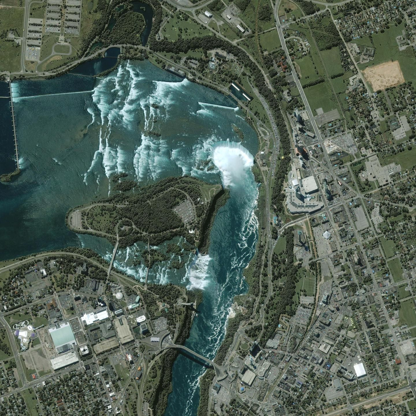 The Best Aerial Photo Of Niagara Falls I Have Ever Seen Imgur Niagara Falls Aerial Aerial Photo