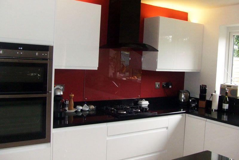 Remo Gloss White Kitchen -   wwwdiy-kitchens/kitchens/remo