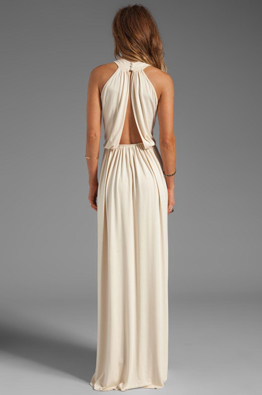 92c68788c Rachel Pally Kasil Dress in Cream Vestido Elegante
