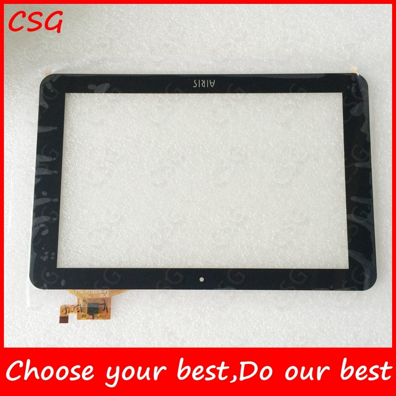 "14.88$  Buy now - http://alilk1.shopchina.info/go.php?t=1962529301 - ""10.1"""" inch YTG-P10009-F1 Tablet Touch Screen Digitizer Touch Panel Glass Sensor Replacement For AIRIS YTG-P10009-F1 V1.0""  #magazineonlinewebsite"