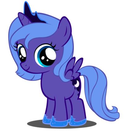luna bebé | flopy. com | pinterest | princesa luna, ponis y mlp