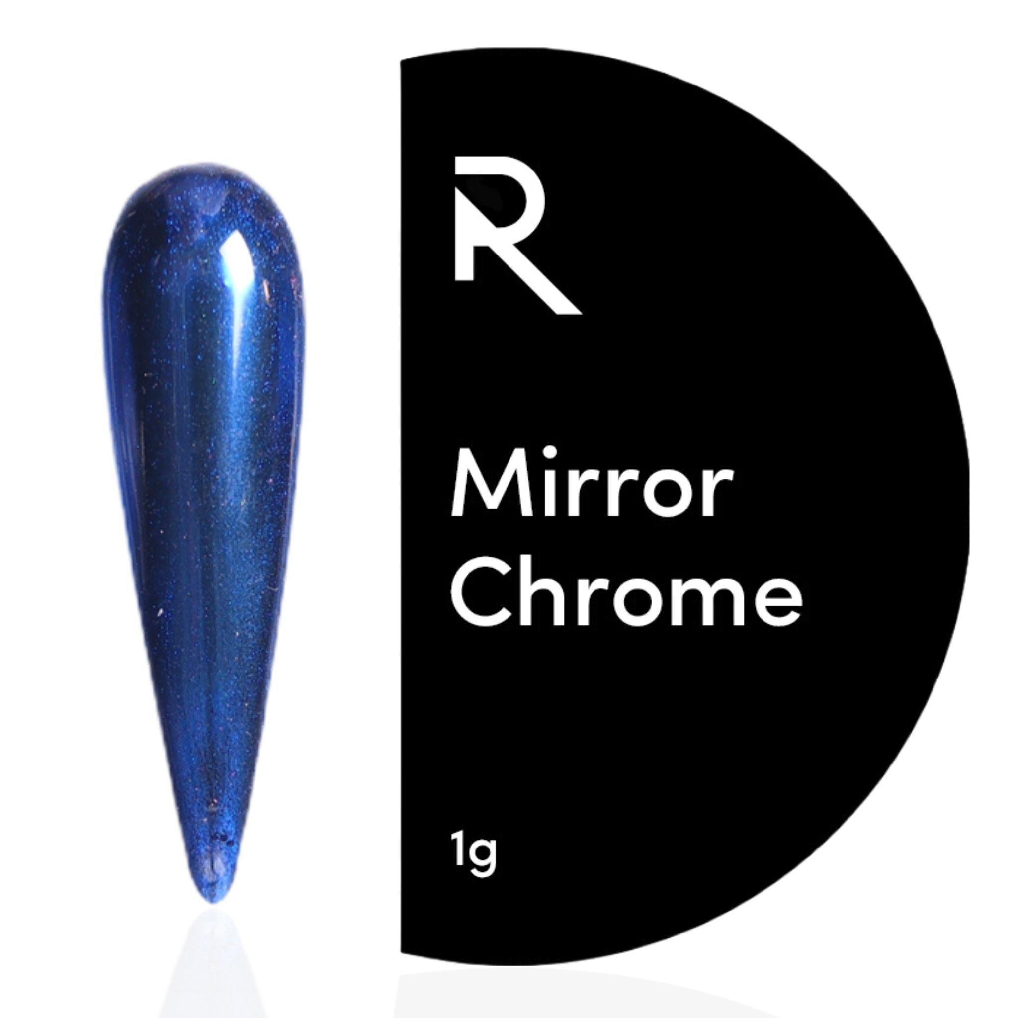 Spiegelchrompulver 15