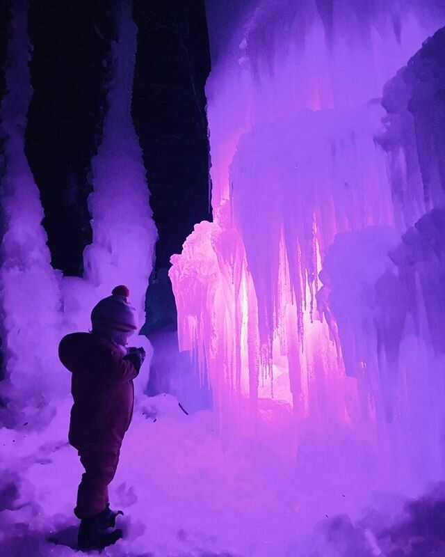 New Hampshire — Ice Castles In 2020 (With Images)