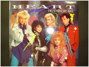 At £4.20  http://www.ebay.co.uk/itm/Heart-Nothin-All-Capitol-Records-7-Single-CL-507-/261106472755