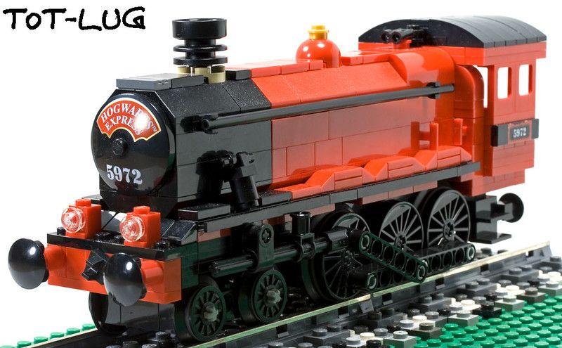 Hogwarts Express Engine Lego Hogwarts Lego Ship Hogwarts Express