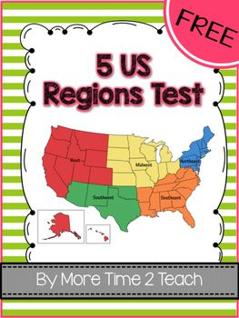 Pin on US Regions