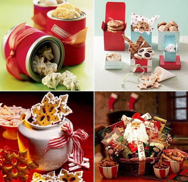 Cool christmas cookie packaging ideas for the home for Food gift packaging ideas