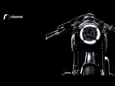 rizoma - 21010 hell | accessory line for scrambler ducati