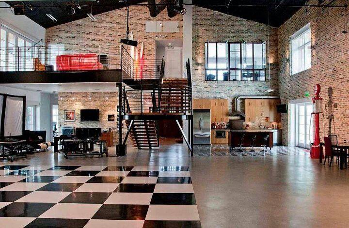 warehouse conversion ideas - Google Search | Dream homes ...