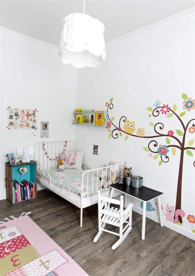 Mysig barnkammare och barninredning inspiration - roomly.se ...