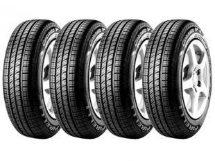 Conjunto 4 Pneus Pirelli 165/70R13 - Cinturato P4 79T