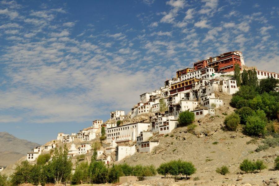 Hemis Monastery at Leh,replica of Dalai lama's home at Tibet but in tiny version.