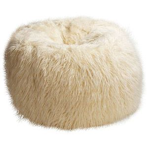 Tremendous Flokati Bean Bag 79 Dont Know Why But I Kind Of Love It Machost Co Dining Chair Design Ideas Machostcouk
