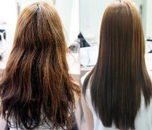 botox en gel para el cabello