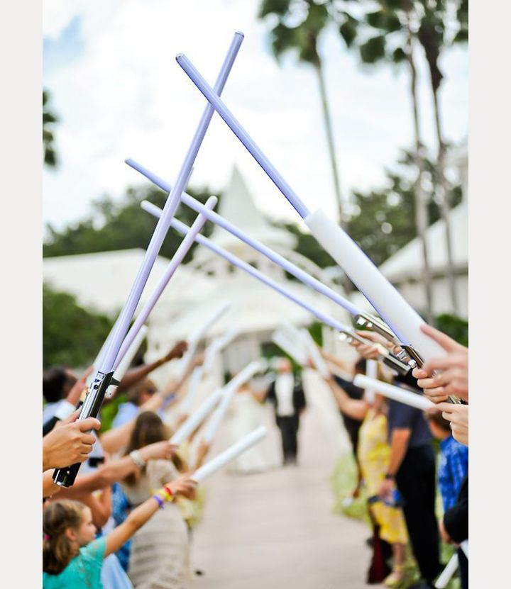 Geek Wedding Ideas: 30 Epic Star Wars Wedding Ideas
