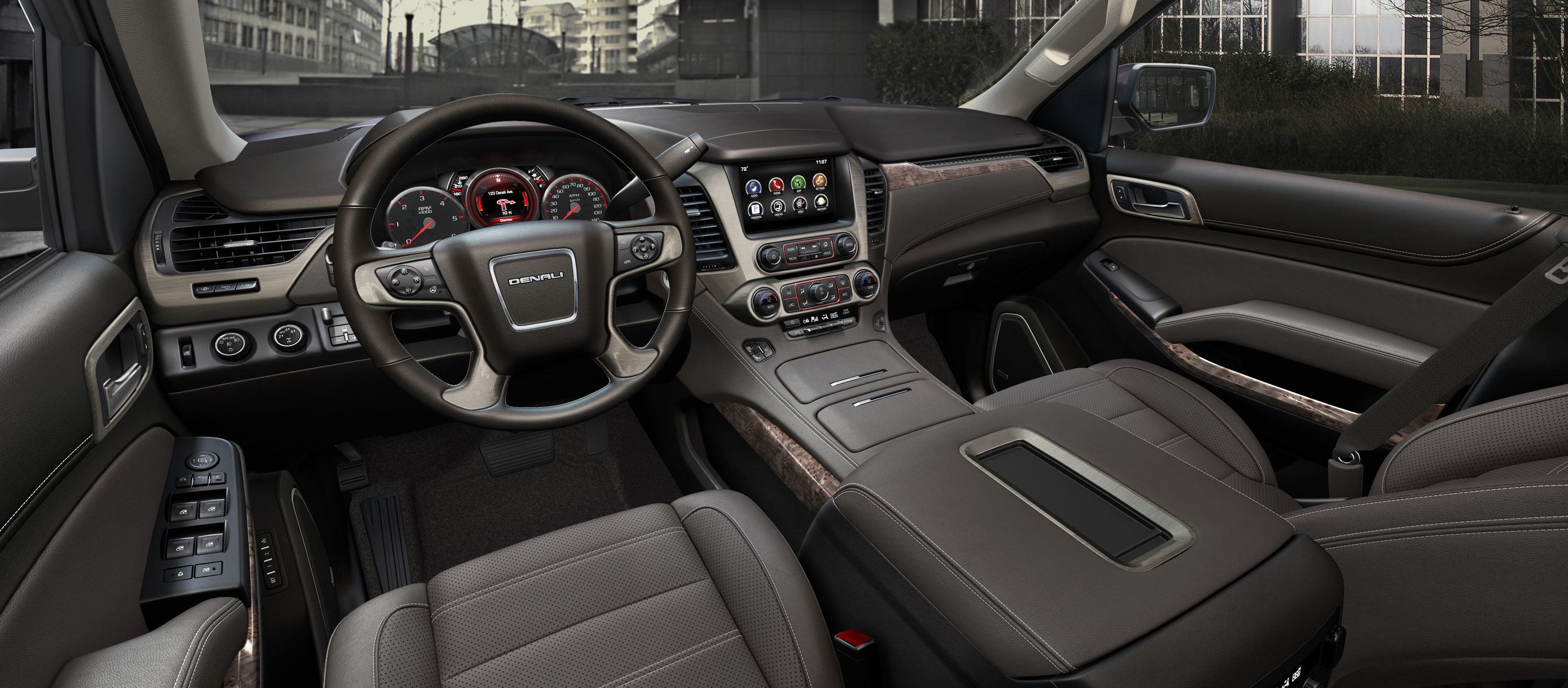 Trep S Choice The 2015 Gmc Yukon Denali Makes A Striking