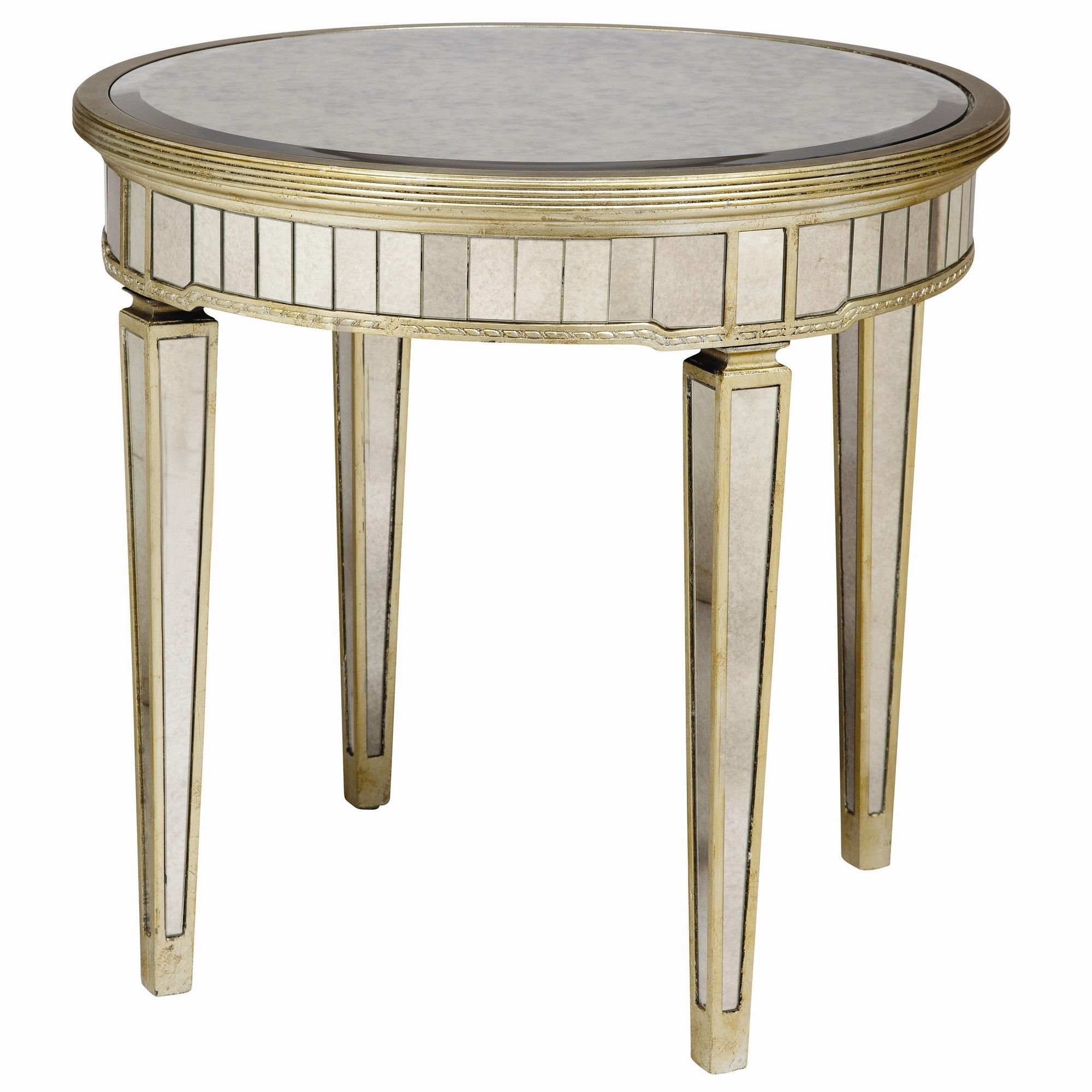 Borghese Mirrored Library Table Wayfair 866 boys Pinterest