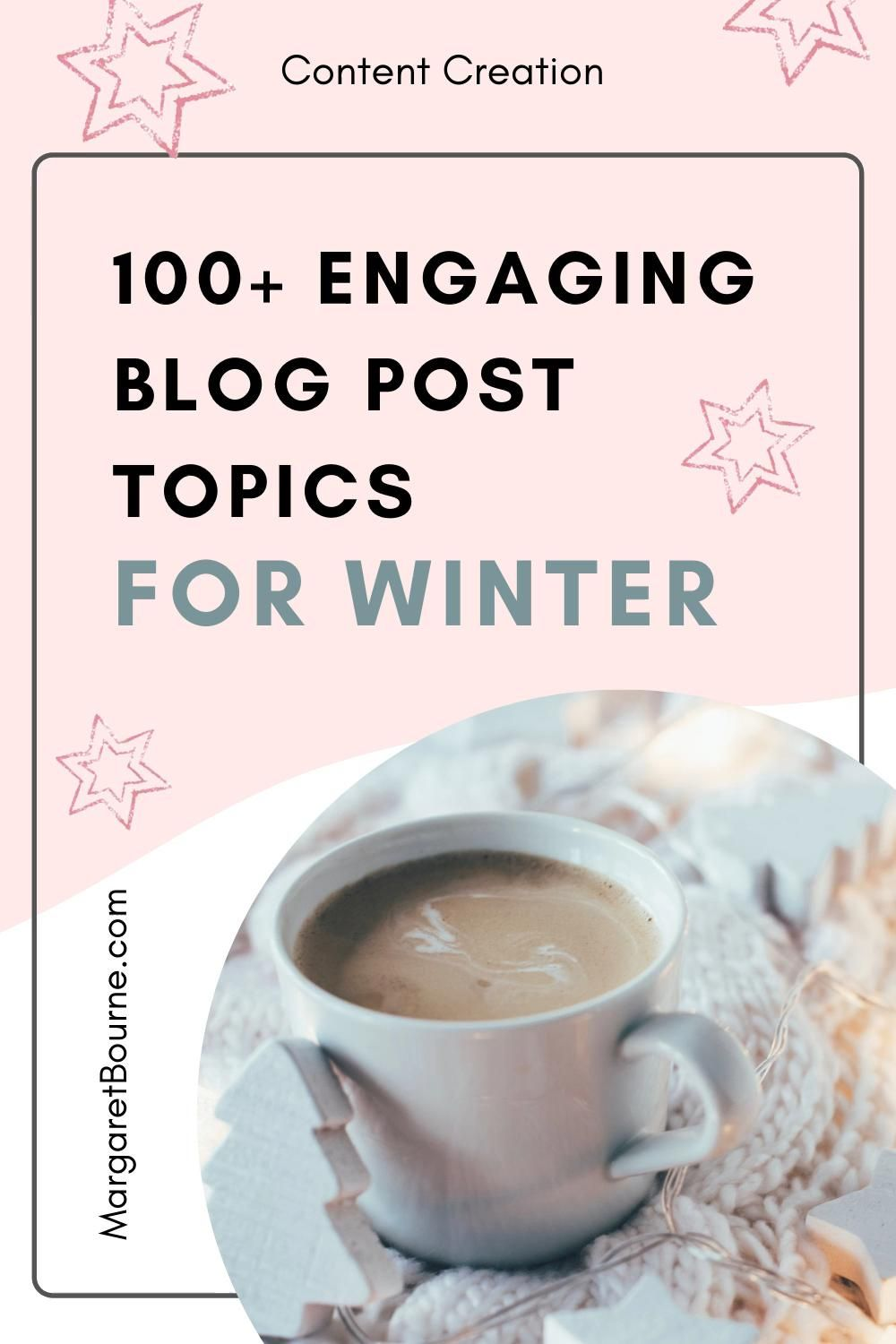 Need some inspiration for winter blog post topics for your lifestyle blog? With general winter blog post ideas and additional ones based on the parenting niche, fashion niche, and more, there are ideas for every type of lifestyle blog. #winter #bloggingtips #blogtips #bloggingforbeginners #blogpostideas #contentcreation #content   blog post ideas for winter