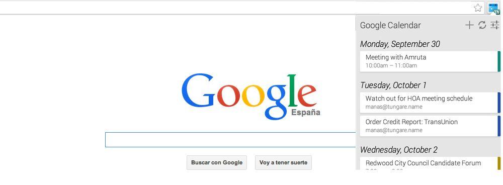 Herramientas para bloggers en el Google Chrome