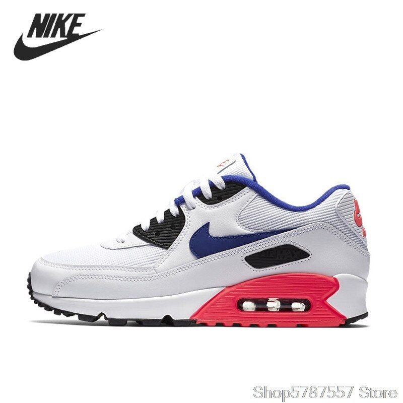 padre cráneo ropa  NIKE AIR MAX 90 ESSENTIAL Breathable Running Shoes For Men Sneakers  Trainers 537384-136 Airmax 90 Original Men Shoes | Nike air max, Mens nike  air, Nike air max 90