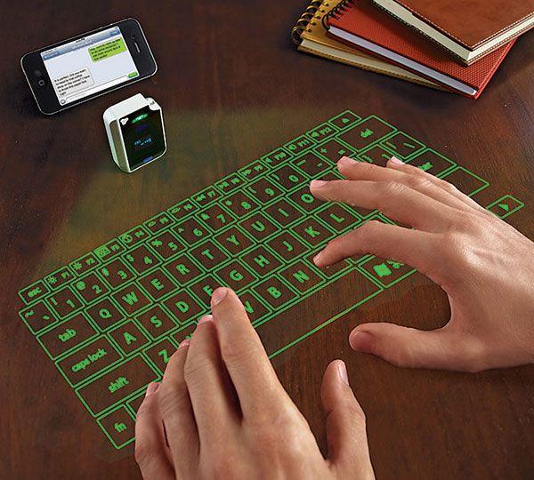 Laser Projection Virtual Keyboard |