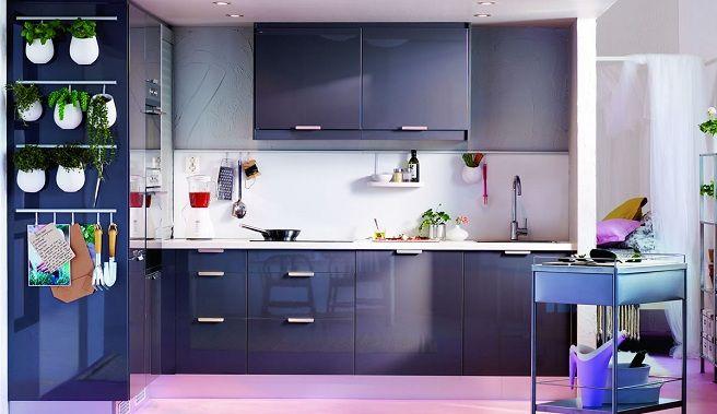 plants in the kitchen (fotosdedecoracion.com) | Home projects ...