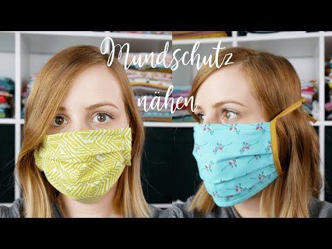 Photo of Mund-Nase-Maske nähen | 2 Varianten