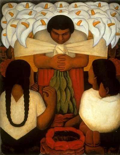Diego Rivera Diego Rivera Arte Mexicano Y Frida Khalo