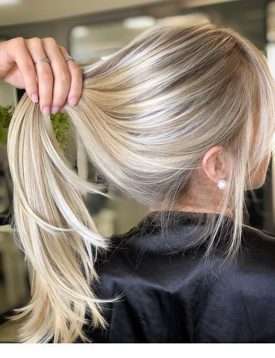 Summer Beach Blonde Hair Color: The ultimate blonde hair color