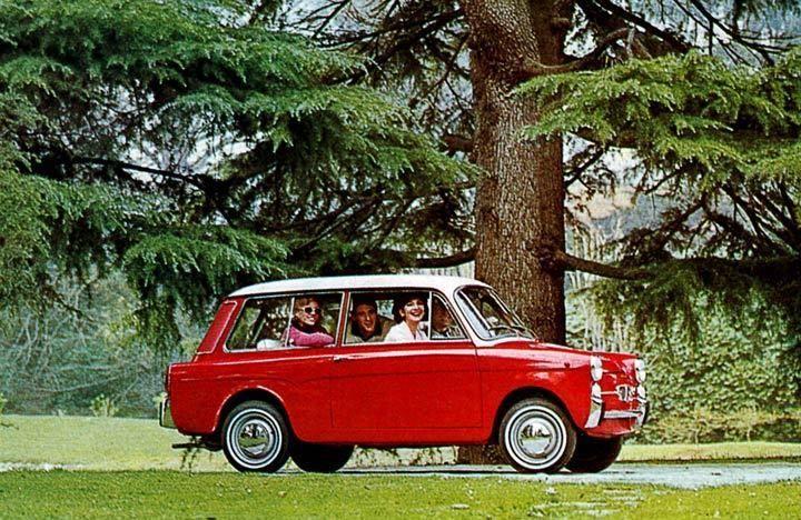 Autobianchi Bianchina Panoramica - 1960