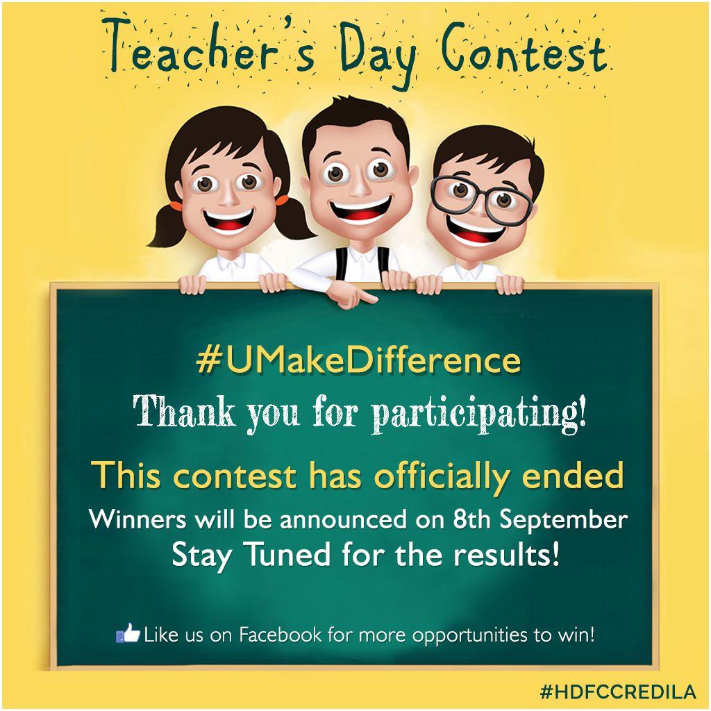 surprise teachers day contest - HD1024×1024