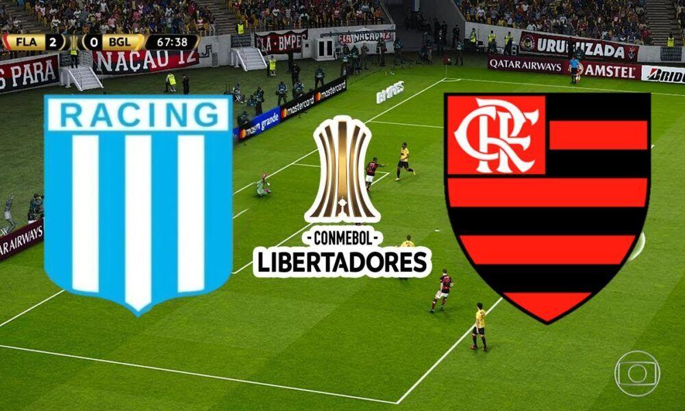 Assista Racing X Flamengo Ao Vivo Na Tv E Online Gratis Hd Sbt E Fox Sports Flamengo Ao Vivo E Online Libertadores Ao Vivo