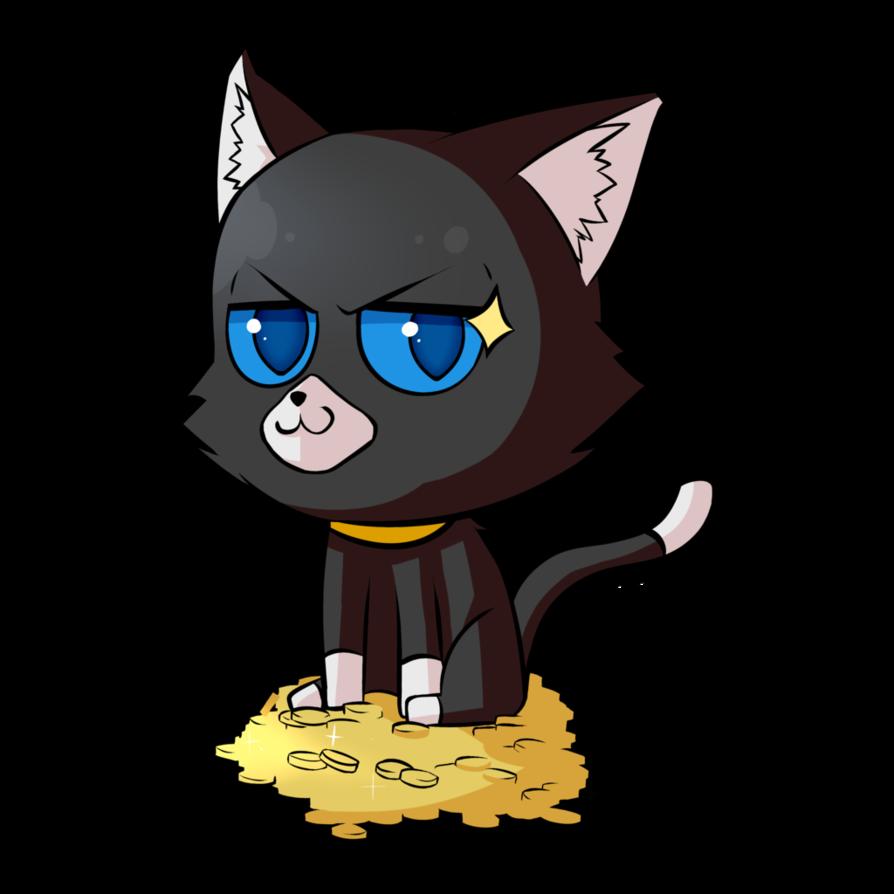 Morgana Chibi Persona 5 By Mangaxai Persona Persona 5 Chibi